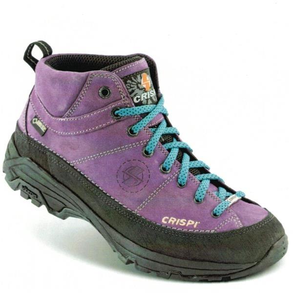 333e5535 Crispi Mylla er en lett og fin tursko/fritidssko med høy komfort. En  perfekt sko for enkle dagsturer i hverdag eller weekend. GORE-TEX-membran  gir en ...