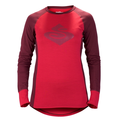 new styles fd997 077dc SWEET Alpine Crew (W) Rubus Red