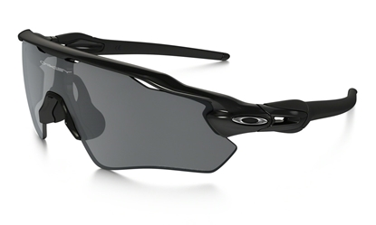 b2939ce3780 OAKLEY Radar EV XS Path Polished Black Black Iridium Polarized