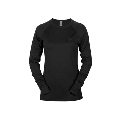 Bilde av SWEET  Alpine Halfzip(W) True Black