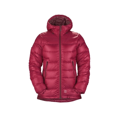 Bilde av SWEET  Salvation Down Jacket(W) Rufus Red