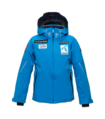Bilde av PHENIX  Alpine Team Kid Jacket Navy Blue