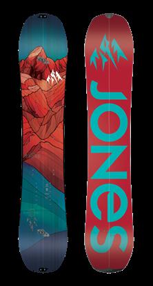 Bilde av JONES Dream Catcher Splitboard (W)
