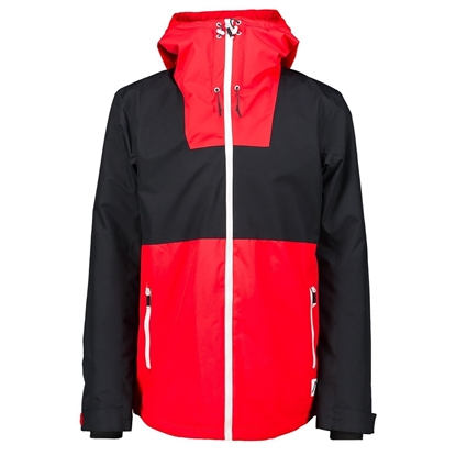Bilde av WEAR COLOUR Block Jacket (M) Red