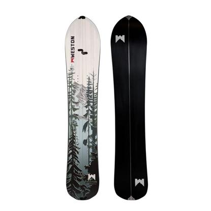 Weston Backwoods Splitboardpakke M/Karakoram Bindinger & Feller