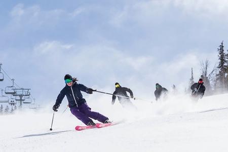 Bilde for kategori Ski med binding