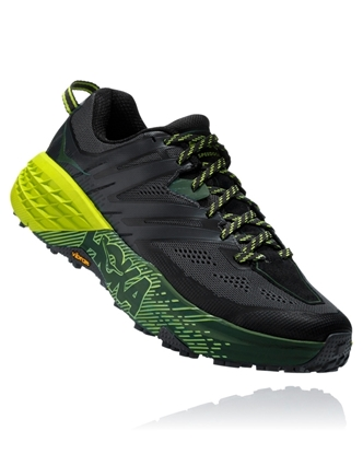 Bilde av HOKA ONE ONE Speedgoat 3 (M) Ebony Black