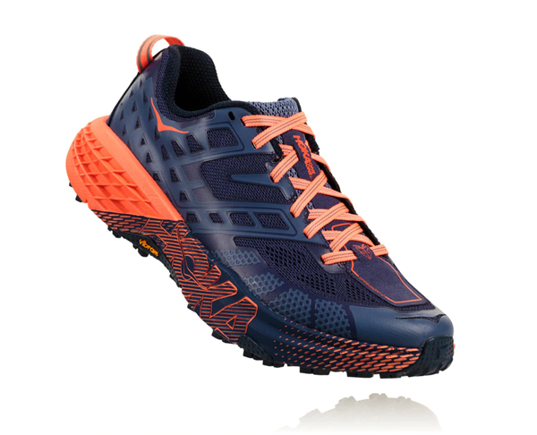 3cee33e3391 HOKA ONE ONE Speedgoat 2 (W) Marlin/Blue Ribbon