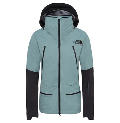 Bilde av THE NORTH FACE Purist Futurelight™ Jacket (W) Trellis Green/Weathered Black.