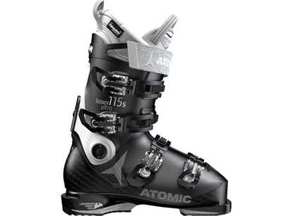 Bilde av ATOMIC  Hawx Ultra 115 S(W) Black/White