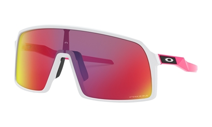 Bilde av OAKLEY Sutro Jolt Collection Matte White/Prizm Road.