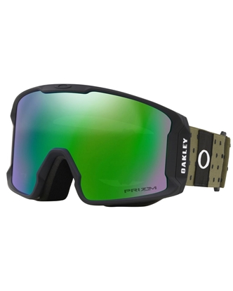 Bilde av OAKLEY  Line Miner Blockography Dark Brush/Prizm Jade