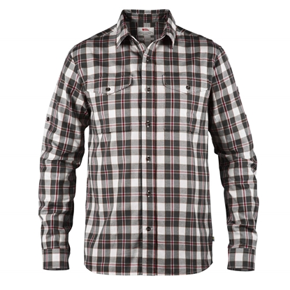Bilde av FJÄLLRÄVEN Mens Singi Flannel Shirt (M) Dusk