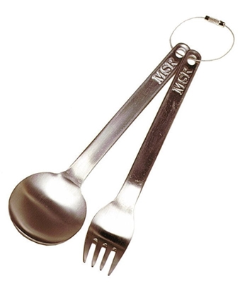 Bilde av MSR  Fork And Spoon
