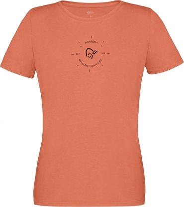 Bilde av NORRØNA /29 Cotton Loop T-Shirt(W) Flamingo