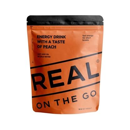 Bilde av REAL TURMAT Energy Drink Peach