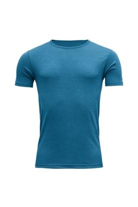 Bilde av DEVOLD  Breeze T-Shirt(M) Blue Melange