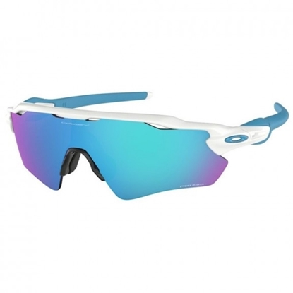 Bilde av OAKLEY Radar Ev Path Polished White/Prizm Sapphire Iridium