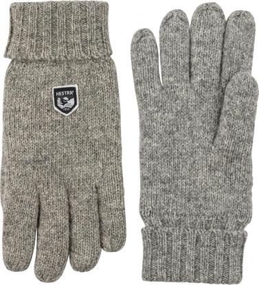 Bilde av HESTRA Basic Wool Glove Grå