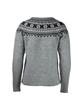 Bilde av SKHOOP Scandinavian Sweater (W) Grey