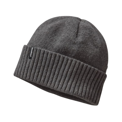Bilde av PATAGONIA Brodeo Beanie Feather Grey OS