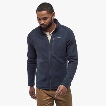 Bilde av PATAGONIA Men's Better Sweater™ Fleece Jacket New Navy