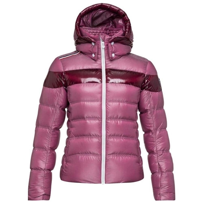 Bilde av ROSSIGNOL Hiver Metallic Down Jacket (W) Dust