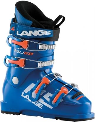 Bilde av LANGE  Rsj 60 Power Blue/Orange Fluo