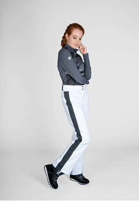 Bilde av STÖCKLI Womens Skipant Style White