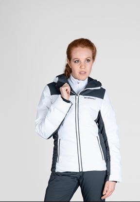 Bilde av STÖCKLI  Women's Skijacket Style White Antra