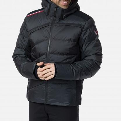 Bilde av ROSSIGNOL Mens Hiver Down Jacket Dark Grey
