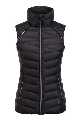 Bilde av SPYDER Womens Timeless Down Vest Black
