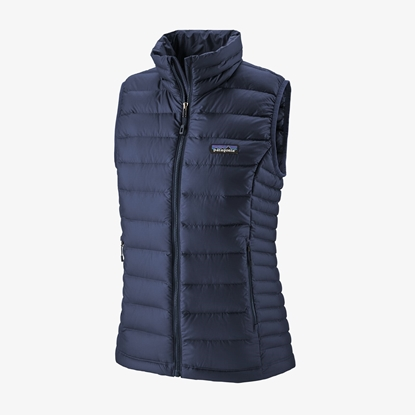 Bilde av PATAGONIA Womens Down Sweater Vest Classic Navy