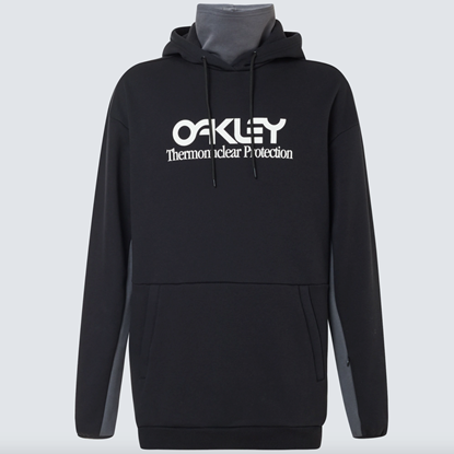 Bilde av OAKLEY Mens TNP DWR Fleece Hoody Blackout
