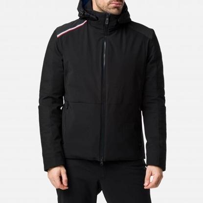 Bilde av ROSSIGNOL Mens Supercorde Jacket Black