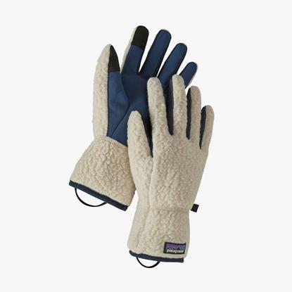 Bilde av PATAGONIA Retro Pile Gloves Pelican