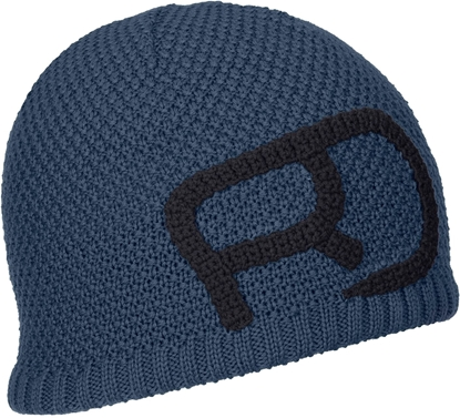 Bilde av ORTOVOX Beanie Rock 'N' Wool Blue Lake