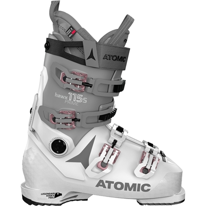 Bilde av ATOMIC Womens Hawx Prime 115 S Light Grey/Dark Grey