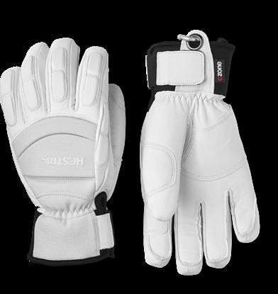Bilde av HESTRA Vertical Cut cZone Glove Ivory/White