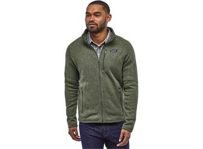 Bilde av PATAGONIA Mens Better Sweater Jacket Industrial Green