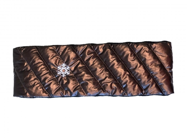 Bilde av THERMOPOC Pannebånd Dun Bronze Metallic