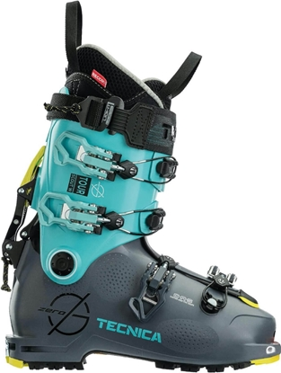 Bilde av TECNICA Womens  Zero G Tour Scout Gray/Light Blue