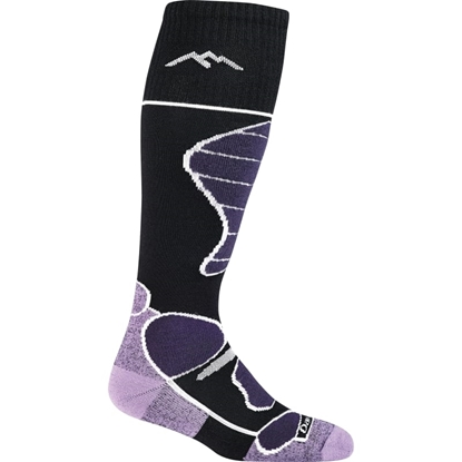 Bilde av DARN TOUGH Women's Function 5 Black/Purple