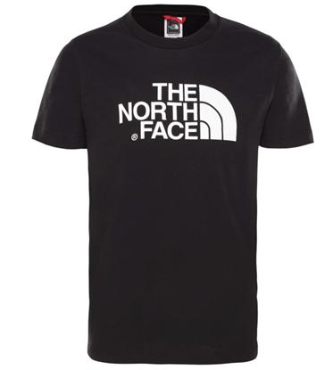 Bilde av THE NORTH FACE Youth Short Sleeve Easy Tee TNF Black/TNF White