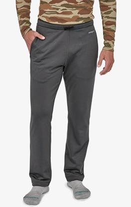 Bilde av PATAGONIA Mens R1 Pants Forge Grey