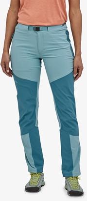 Bilde av PATAGONIA Womens Altvia Alpine Pants Upwell Blue