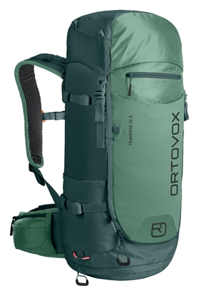 Bilde av ORTOVOX Traverse 38 S Green Dust