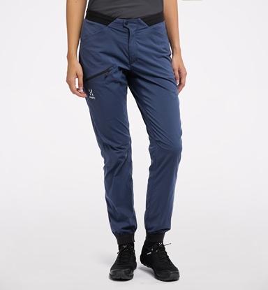 Bilde av HAGLÖFS Womens L.I.M Fuse Pants Tarn Blue