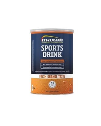 Bilde av MAXIM Sports Drink Fresh Orange 480G
