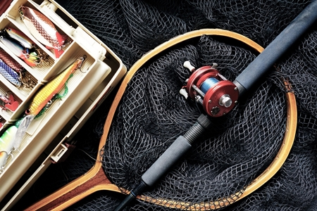 Bilde for kategori Fiske